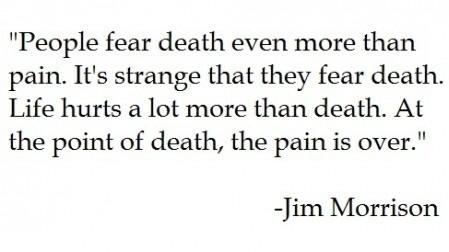 death fear